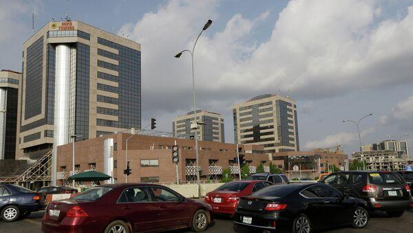 Nigerian National Petroleum Corporation headquarters in Abuja, Nigeria - Sputnik France