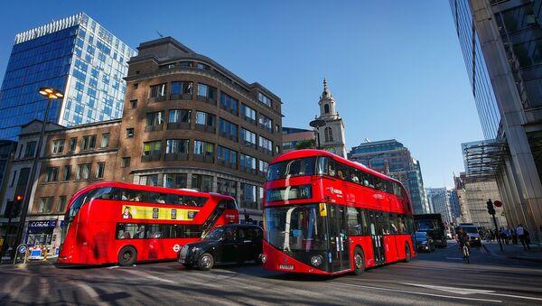 London buses - Sputnik France