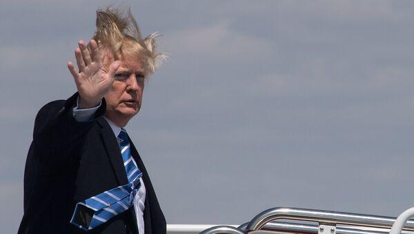 Trump - Sputnik France
