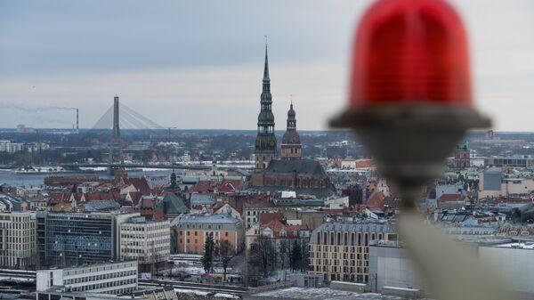 Riga, Lettonie, image d'illustration - Sputnik France