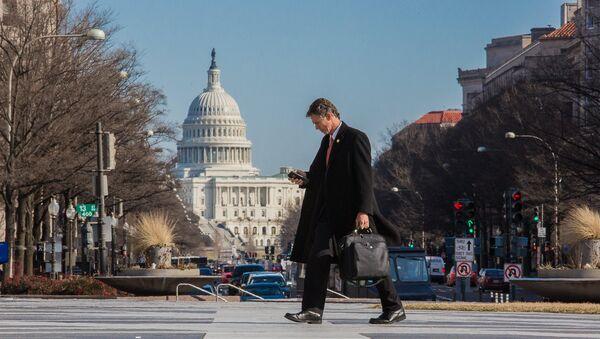 Congrès américain, photo d'illustration  - Sputnik France