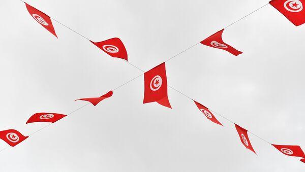 Drapeaux de la Tunisie - Sputnik France