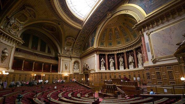 Hémicycle du Sénat - Sputnik France