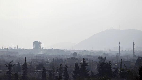 Douma, banlieue de Damas - Sputnik France