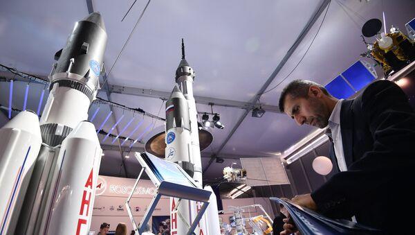 Международный авиационно-космический салон МАКС-2017. День второй - Sputnik France