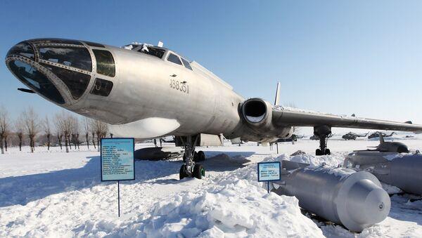 Un Tu-16 - Sputnik France