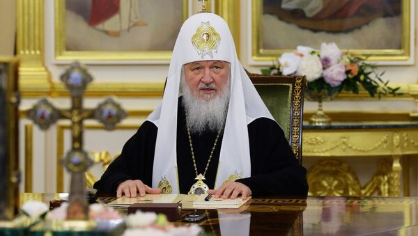 Patriarch Kirill of Moscow and All Russia - Sputnik France