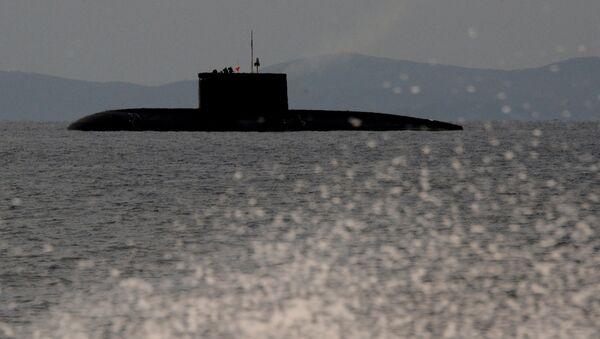 Un sous-marin de classe Kilo - Sputnik France