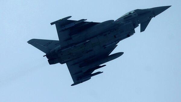 Typhoon jet fighter - Sputnik France
