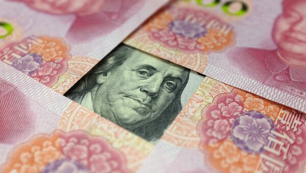 Yuans et dollar - Sputnik France