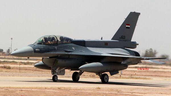 Un F-16 irakien - Sputnik France