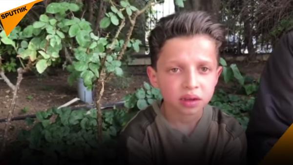 Tournage de Douma: le père de l'un des «acteurs» prêt à témoigner - Sputnik France