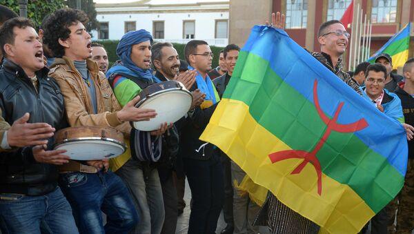 Le drapeau amazigh - Sputnik France