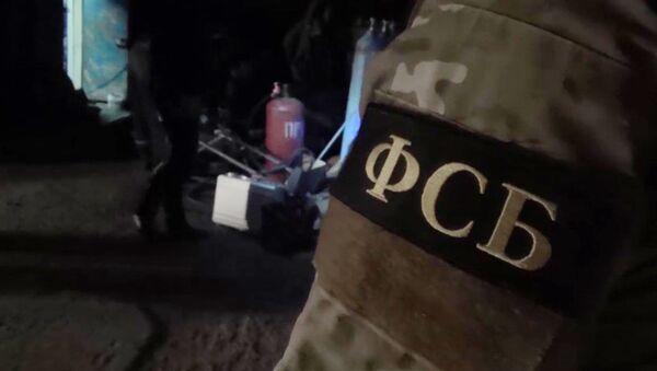 ФСБ задержала уроженцев республик Центральной Азии, которые готовили теракт в Санкт-Петербурге - Sputnik France