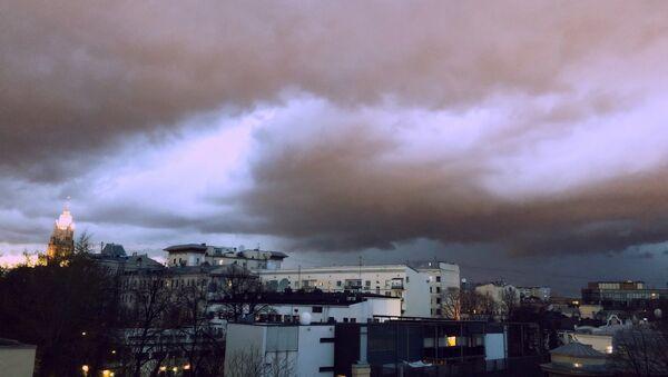 Tempête à Moscou - Sputnik France
