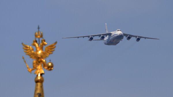 AN-124-100 Ruslan - Sputnik France