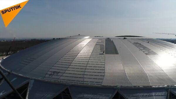 Samara Arena - Sputnik France