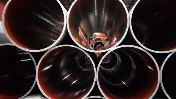 Une usine de tuyaux - Sputnik France