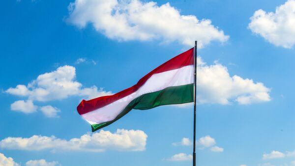 Bandera de Hungría - Sputnik France