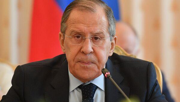Встреча глав МИД РФ, Ирана и Турции - Sputnik France