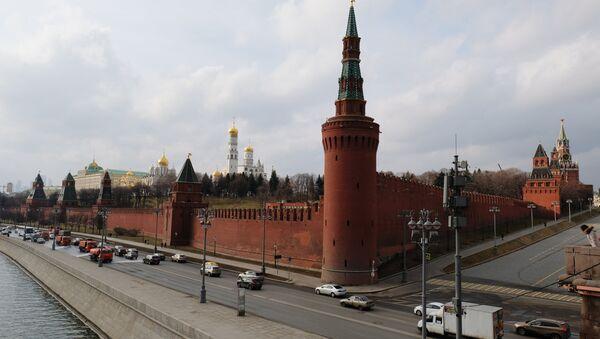 Le Kremlin de Moscou - Sputnik France