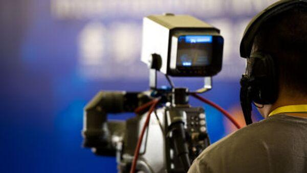 La caméra vidéo - Sputnik France