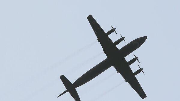 Присвоение имени Федор Золотухин самолету Ил-38Н - Sputnik France