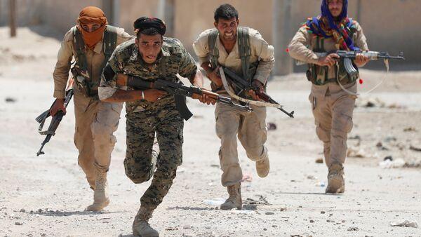 Milices kurdes YPG - Sputnik France