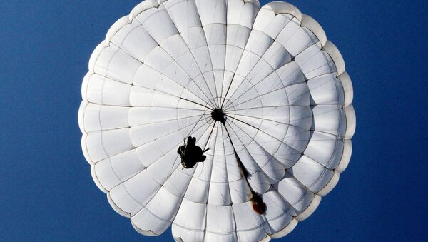 Un parachute - Sputnik France