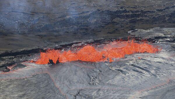 Volcan Kilauea - Sputnik France