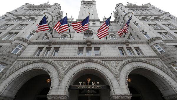 Trump International Hotel à Washington - Sputnik France