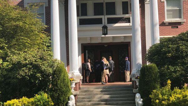 le Consulat russe à Seattle - Sputnik France