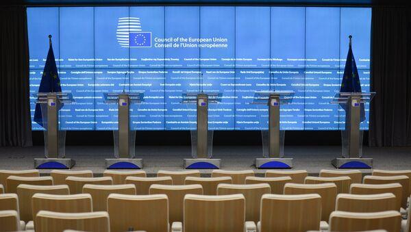 Conseil de l`Union européenne - Sputnik France