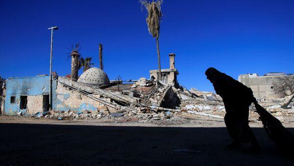 Aleppo, Syria - Sputnik France
