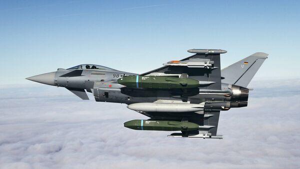 Chasseurs Eurofighter  - Sputnik France