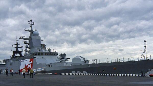 La nouvelle corvette Ouragan du projet Karakurt bientôt en service dans la Marine russe - Sputnik France