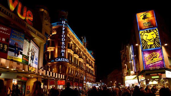 Leicester Square, London - England (Leicester Square, Londres - Inglaterra) - Sputnik France