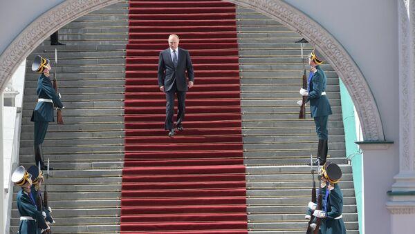 investiture de Vladimir Poutine - Sputnik France