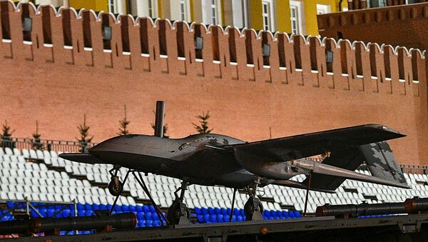 Le drone Korsar - Sputnik France