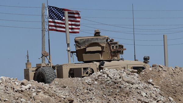 Commandant de l'ASL: la Turquie et les USA négocient à propos de Manbij - Sputnik France