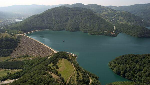 Lac artificiel de Gazivode - Sputnik France