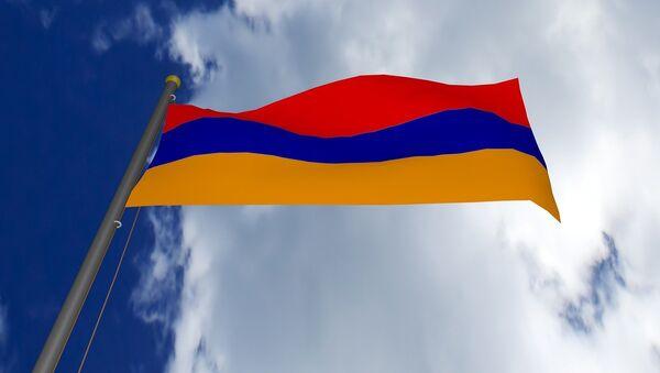 Drapeau arménien - Sputnik France