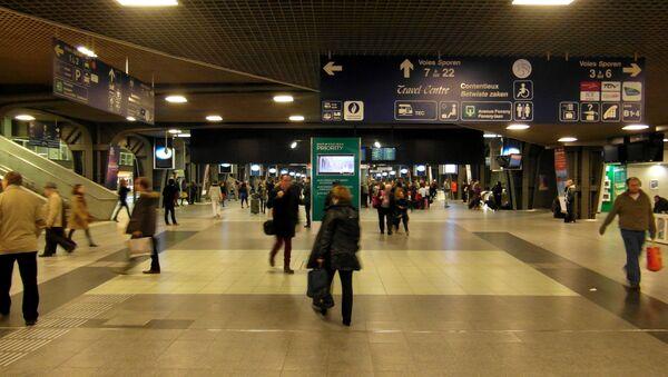 Gare de Bruxelles-Midi - Sputnik France