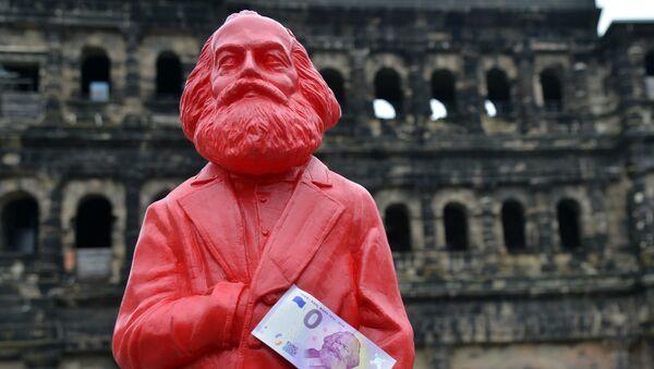 Statue de Karl Marx - Sputnik France