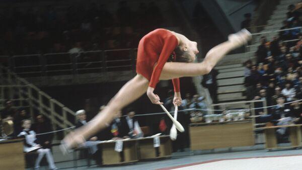 gymnaste de l` URSS - Sputnik France
