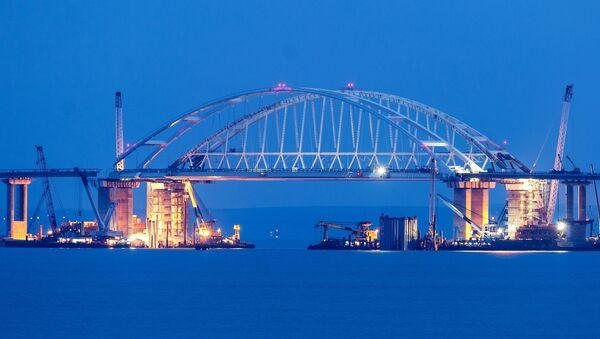 Puente de Crimea (archivo) - Sputnik France