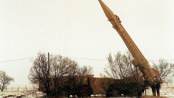 A Scud missile. File photo  - Sputnik France