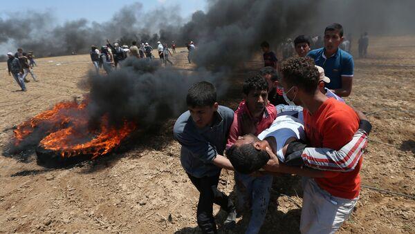 bande de Gaza - Sputnik France