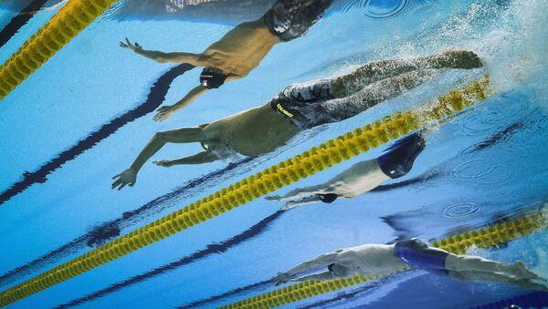 Чемпионат мира FINA 2015. Плавание. Восьмой день. Вечерняя сессия - Sputnik France