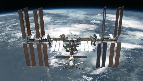 ISS - Sputnik France